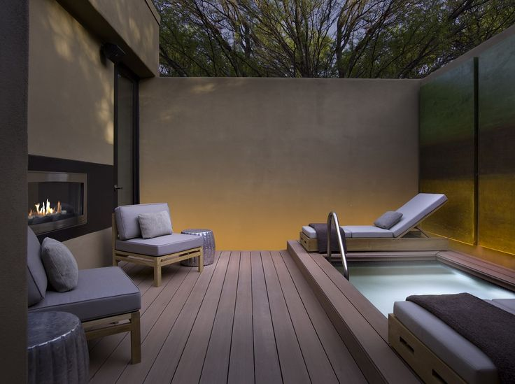17 Best Ideas About Outdoor Spa On Pinterest Jacuzzi