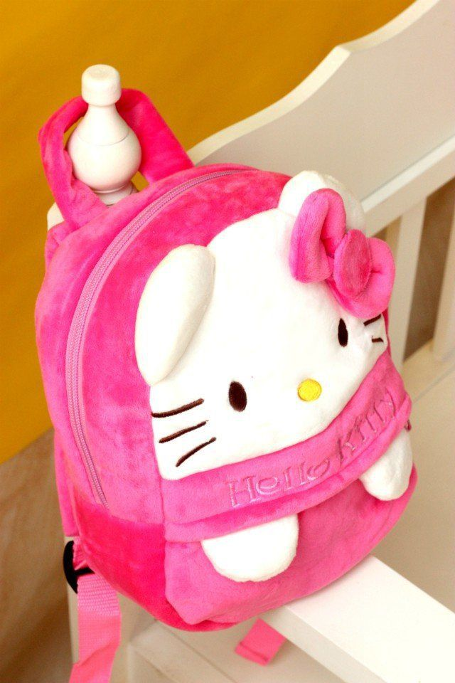 2014 Japanese style anime cute totoro backpack hello kitty children school backpacks outdoor bag kindergarten baby gift C2 853-in Luggage & Bags on Aliexpress.com   Alibaba Group