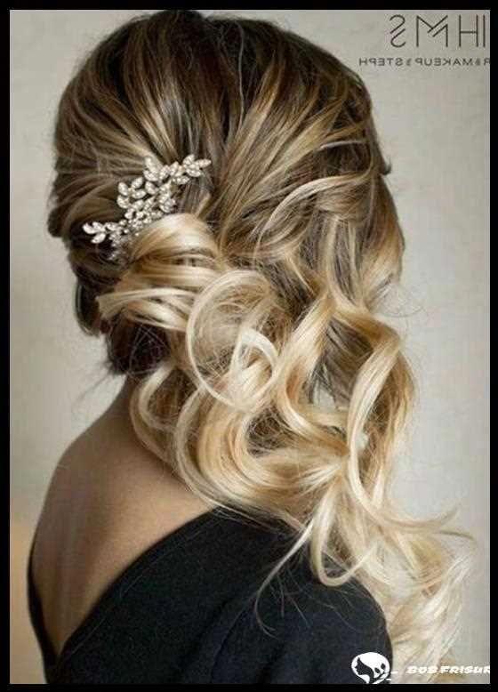 145 Exquisite Hochzeitsfrisuren für alle Haartypen #hair #coole #bob #bobfrisuren #coolesthairstyleforwomen