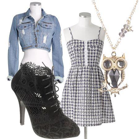 Cute Trendy Teen Fashion