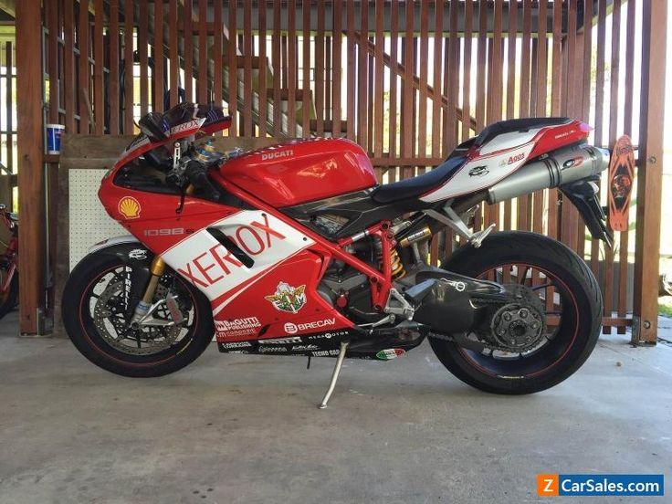 Ducati 1098S 2007 #ducati #1098s #forsale #australia