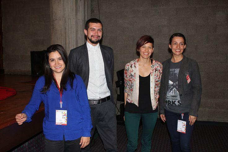 Promueve el evento TEDx Universidad Piloto que se realiza anualmente