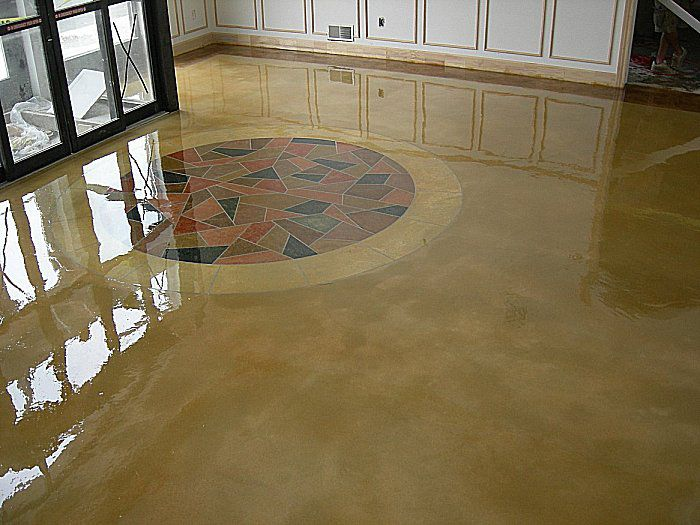 17 Best Images About Finishes For Concrete Floors On