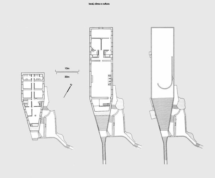 "From ""Casa Malaparte"" story by architektura on Storify — https://storify.com/architektura/casa-malaparte"
