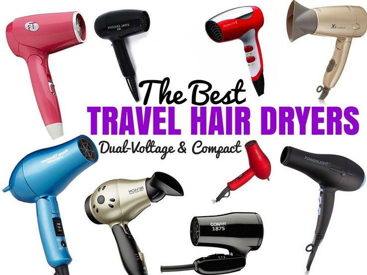 Best Travel Hair Dryer For Europe Hair dryers are large and bulky for travel. for that reason we have reviewed and found best travel hair dryer to help you look styled and fashion forward.