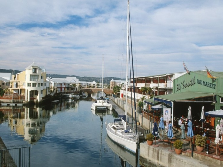 Knysna at the top of the list in Conde Nast top ten travel destinations in Africa!