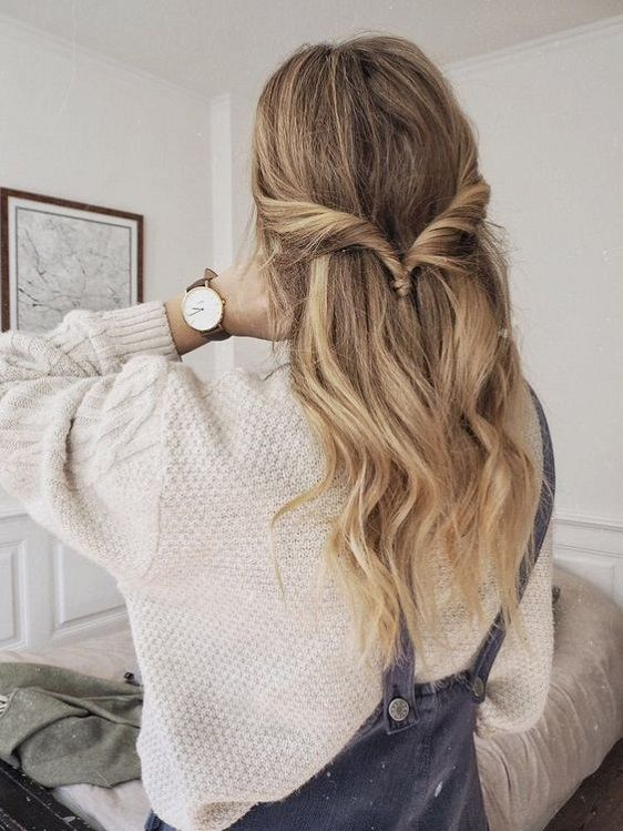 677 best Easy Everyday Hairstyles images on Pinterest | Easy ...