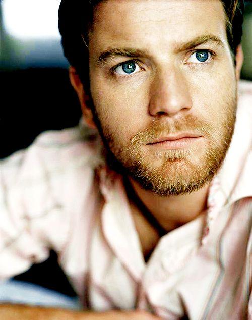 I love his eyes!