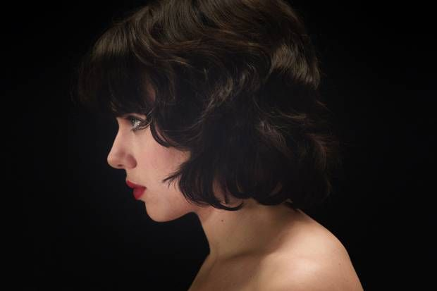 Another underrated film from A24. Scarlett Johansson as a weird human robot in Under the Skin.