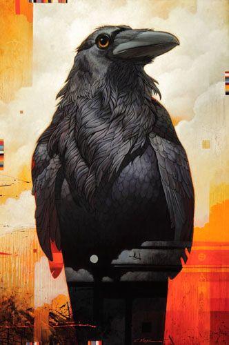 Craig Kosak Paintings - Totem