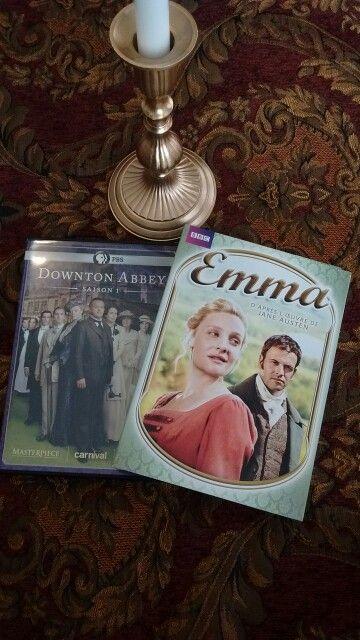 Emma, downton abbey