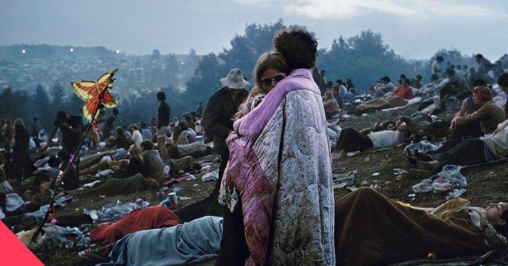 Случайная пара, отказавшийся от задания фотограф, несколько минут на рассвете — таков рецепт самого знаменитого снимка Вудстока, главного хиппи-фестиваля 1960-х. Свободная любовь свободной любовью, а …