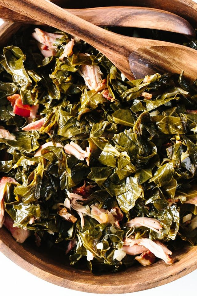 How To Cook Collard Greens in the Slow Cooker — Cooking Lessons from The Kitchn | The Kitchn