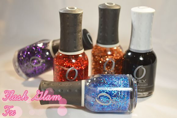 Beauty: Review Orly Flash Glam Fx