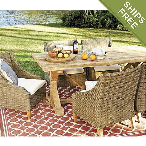 Sutton 7 Piece Dining Set | Ballard Designs