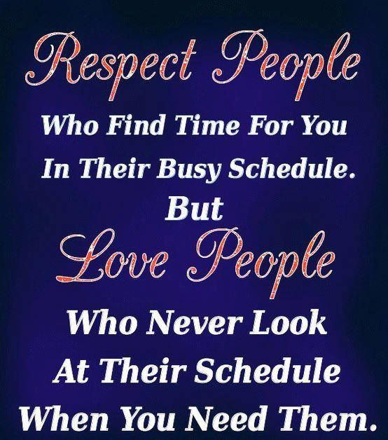 Inspirational Quotes For Someone You Love: Respect And Love People