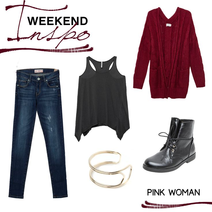 Shop your weekend inspo at www.pinkwoman-fashion.com!