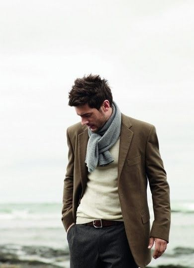 it's cold outside: Men Clothing, Fashion Scarves, Men Style, Outfit, Jackets, Men Fashion, Men'S Fashion, Blazers, Scarfs