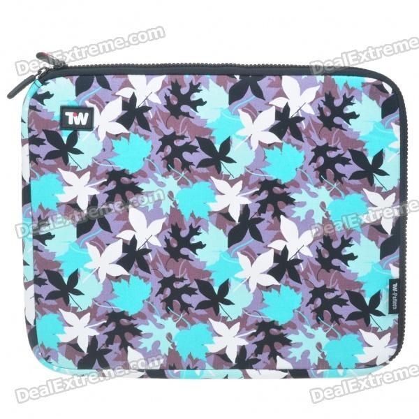 Made of durable soft multi spandex material - Provide maximum protection for your notebook - Safely slide your notebook in and out of your briefcase or luggage with ease - Protects your laptop against dust, shocks, bumps, scrapes and scratches - Two zipped close for easy open/close http://j.mp/1lknL40