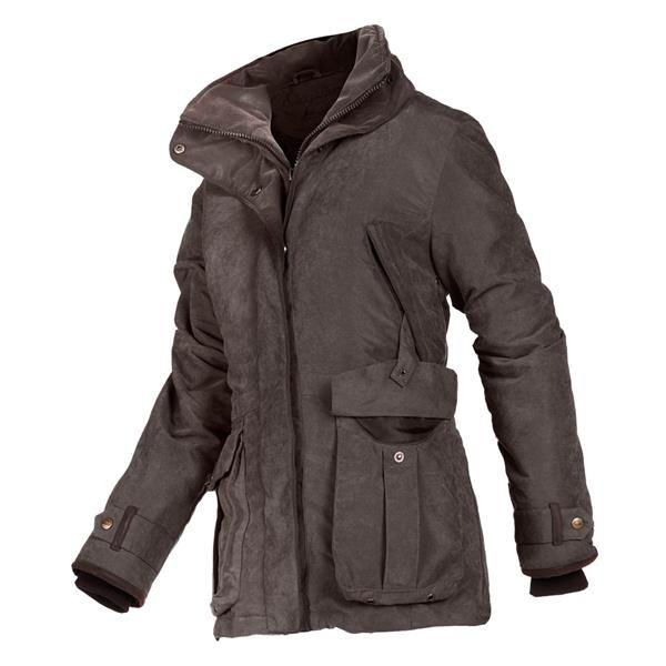 Baleno Sheringham Womens Jacket - Dark Olive