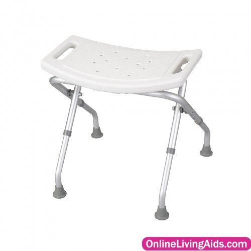 Drive Medical - 12486 - Folding Bath Bench