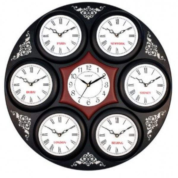 17 best images about wall clocks on pinterest for Traditional wall clocks india