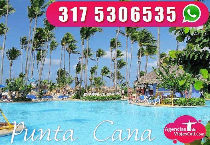Como te lo mereces un resort todo incluido en #puntacana para tus vacaciones de #semanasanta viajando desde #cali #palmira #yumbo #tulua #buga #jamundi #roso #vijes #popayan #vacaciones #viajes