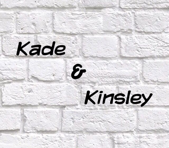 ~twin baby names (3) Kade and Kinsley (boy and girl)