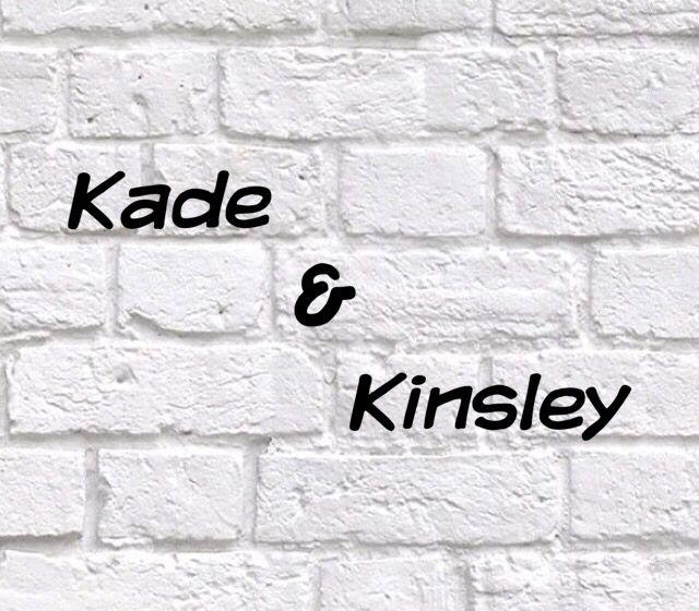 ~twin baby names (3) Kade and Kinsley (boy and girl)