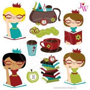 Bookworm Princess