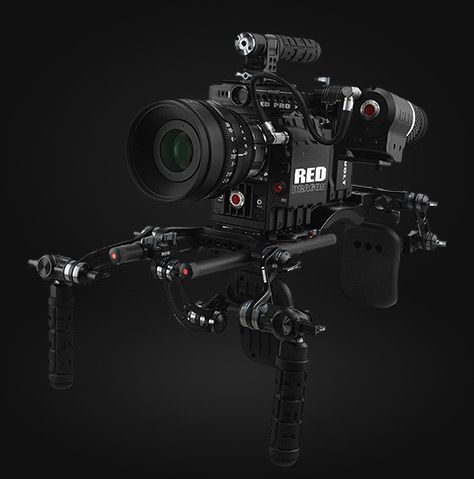The 6k capable RED Epic Dragon cinema-camera. Red is industry-changing. Drool.