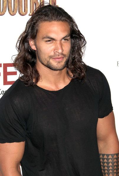 What Ethnicity Is Jason Momoa | Ai, que saudades de Khal Drogo ! rs