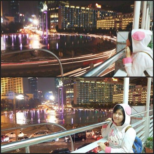 Bundaran Hotel Indonesia Jakarta