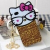Venda: Case Iphone Hello kitty oncinha por R$60