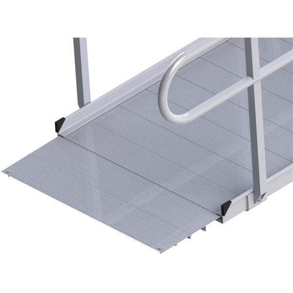 Ez access pathway modular wheelchair ramps ada compliant for Modular homes handicapped accessible