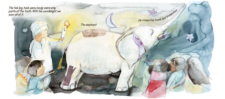 'Elephants Have Wings' - discover the elephant within all of us.