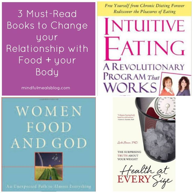 Best Other Mindful Eating And Intuitive Eating Books Images On