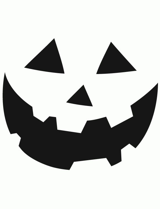 coloring pages of pumpkin faces - Google Search