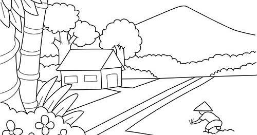 16 Sketsa Gambar Pemandangan Alam Yg Mudah Di Tiru 40 Contoh Gambar Doodle Art Simple Keren Dan Mudah Ditiru Auto Mudah Membuat L Di 2020 Sketsa Pemandangan Gambar