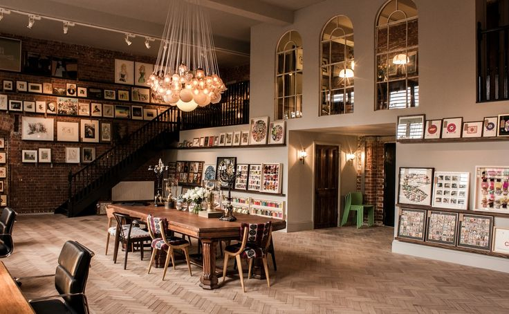 awesome warehouse conversion