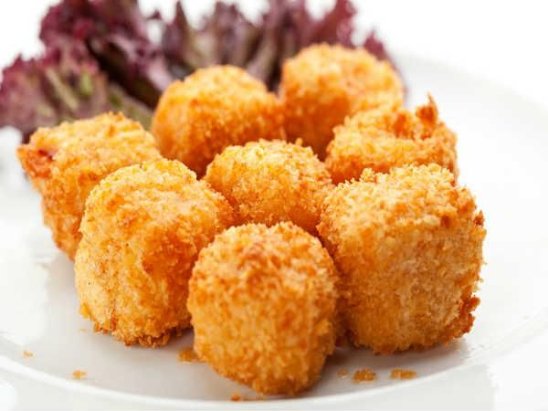 Indian Masala and Recipes: Corn Cheese Balls Recipe
