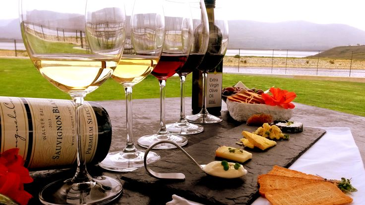 In a nutshell wine is classified as an astringent food due to the acidity and tannin content, and cheese is classified as a fatty food due to its high fat and high protein content. When pairing astringent foods with fatty foods, they oppose one another to create a perfectly balanced mouthfeel.