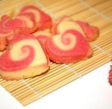 Cute Valentine cookies