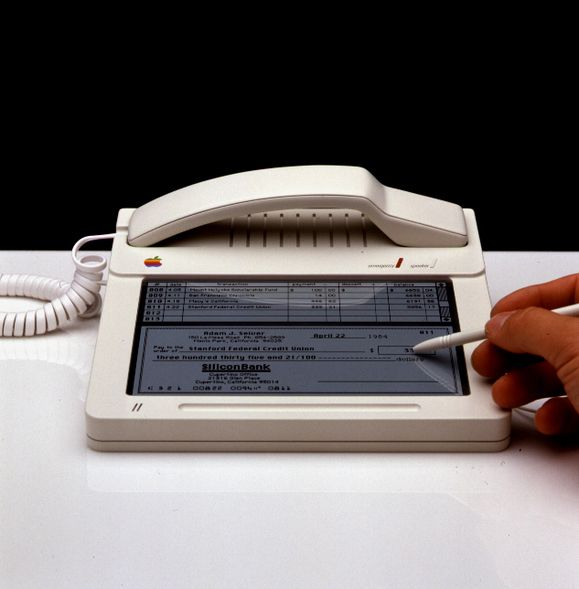 Original Apple Phone (1983).