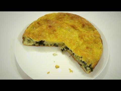 Наливной пирог с капустой - YouTube