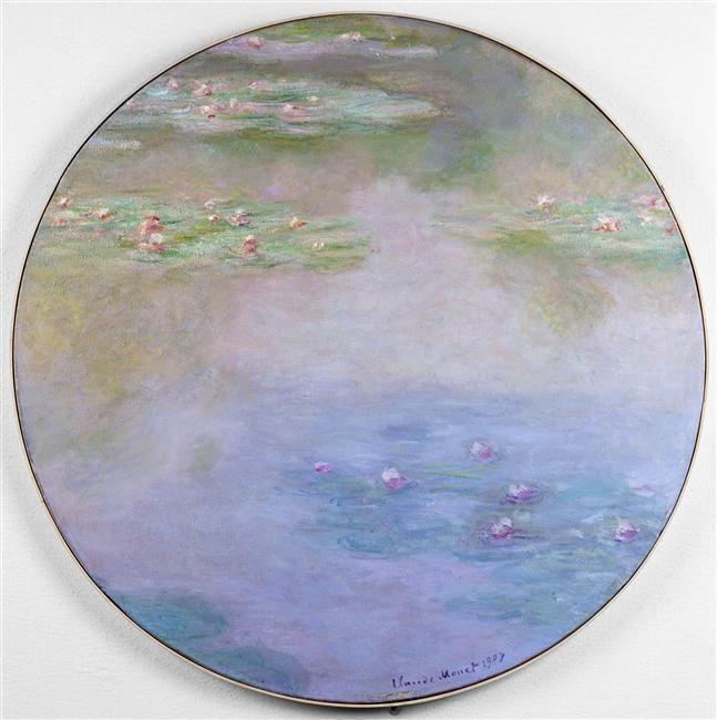 """Monet, """"Nymphéas"""", 1907"""
