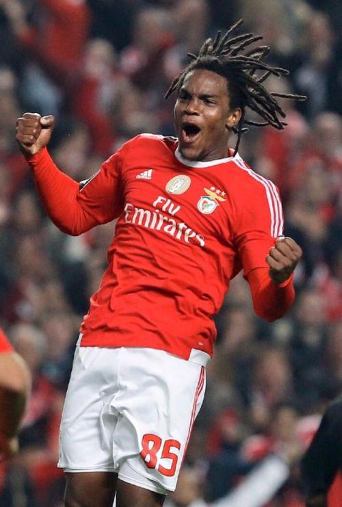 Renato Sanches, Benfica.