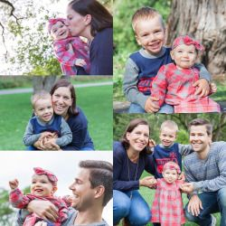 Brooke Wedlock Photography - Fall is here! So nice to photograph this growing family again. #torontophotographer #familyphotographer #portriatphotographer #familyportrait #fall #autumn #siblings #naturallight #babygirl (at Etienne Brule Park)