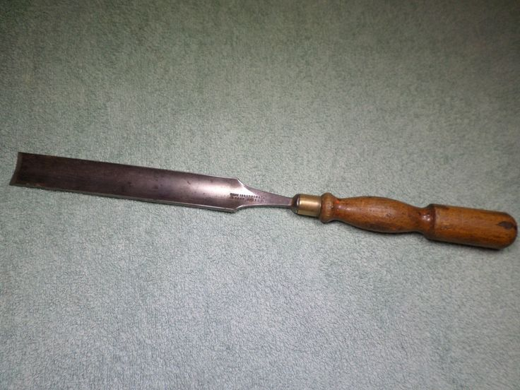 Thomas Ibbotson and Co 1 1/16th Inch Wide Paring Gouge by RoseCollectable on Etsy
