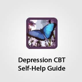 #Depression CBT Self-Help Guide #Apps